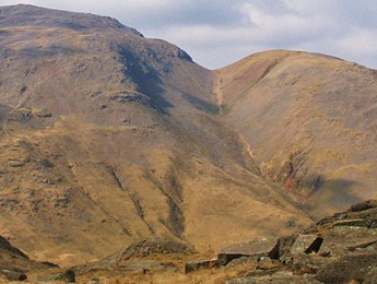 Hill Walking with Glaramara