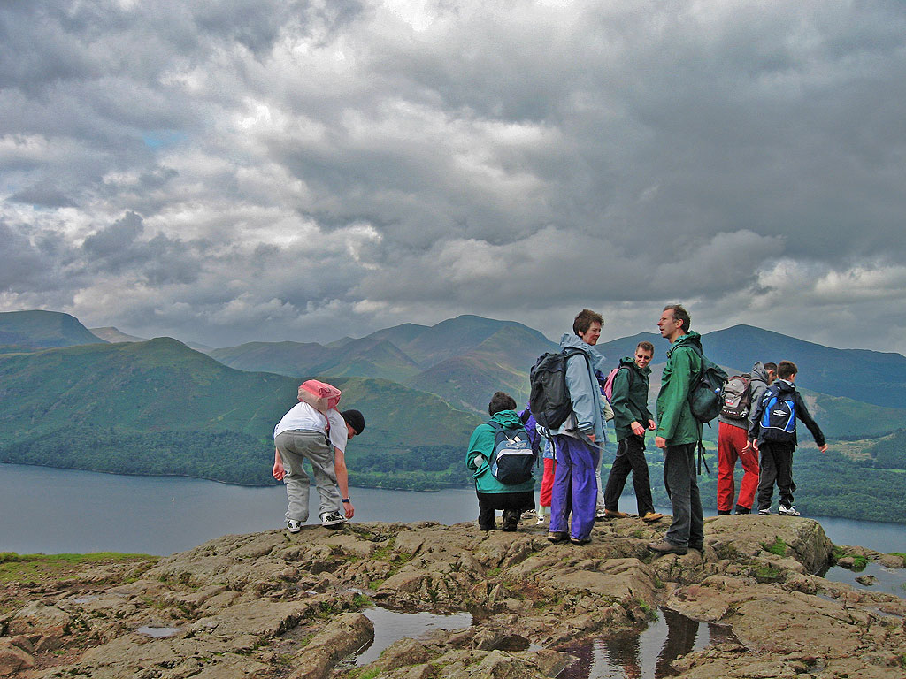 Hill Walking Amp Navigation Glaramara Activities